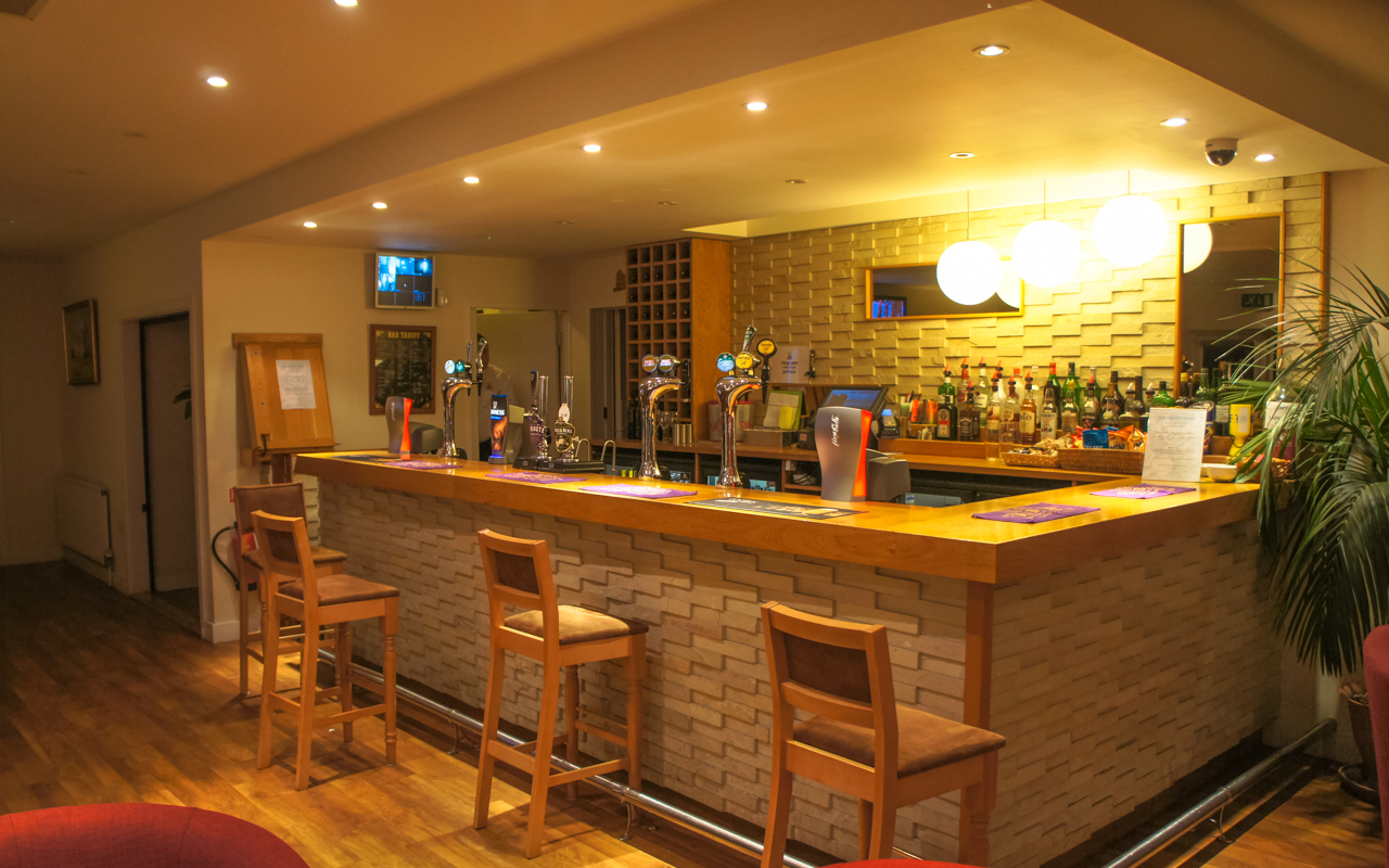 Golf Club Bar St Austell