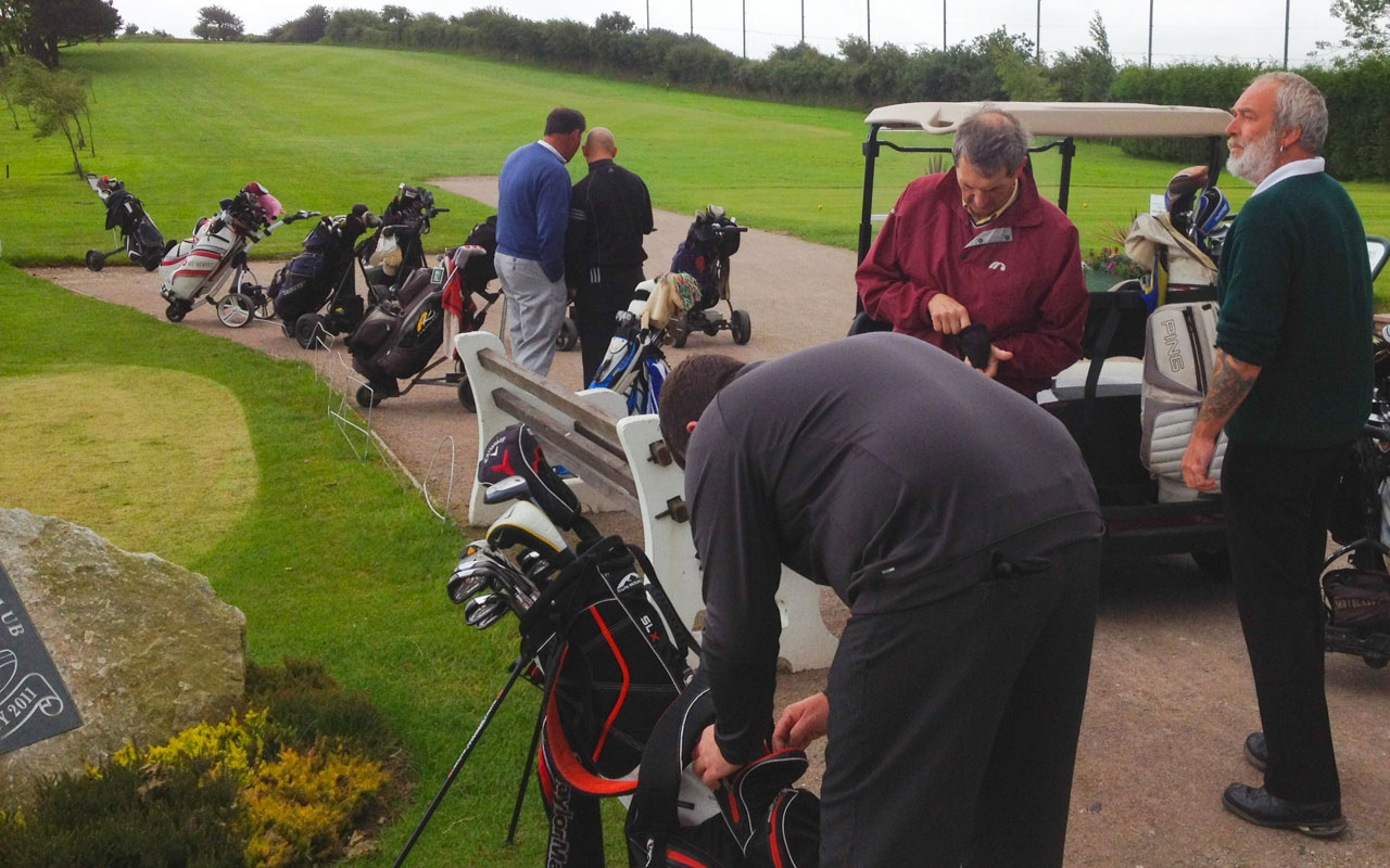 Society Golf St Austell Golf Club