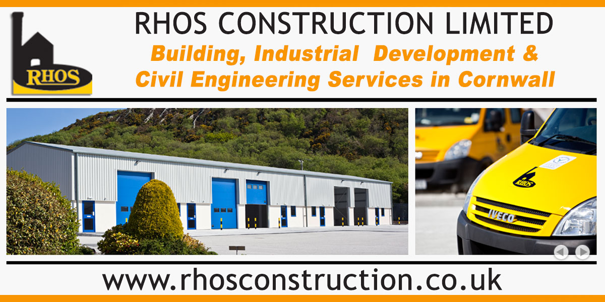 building and civil engineers in Cornwall