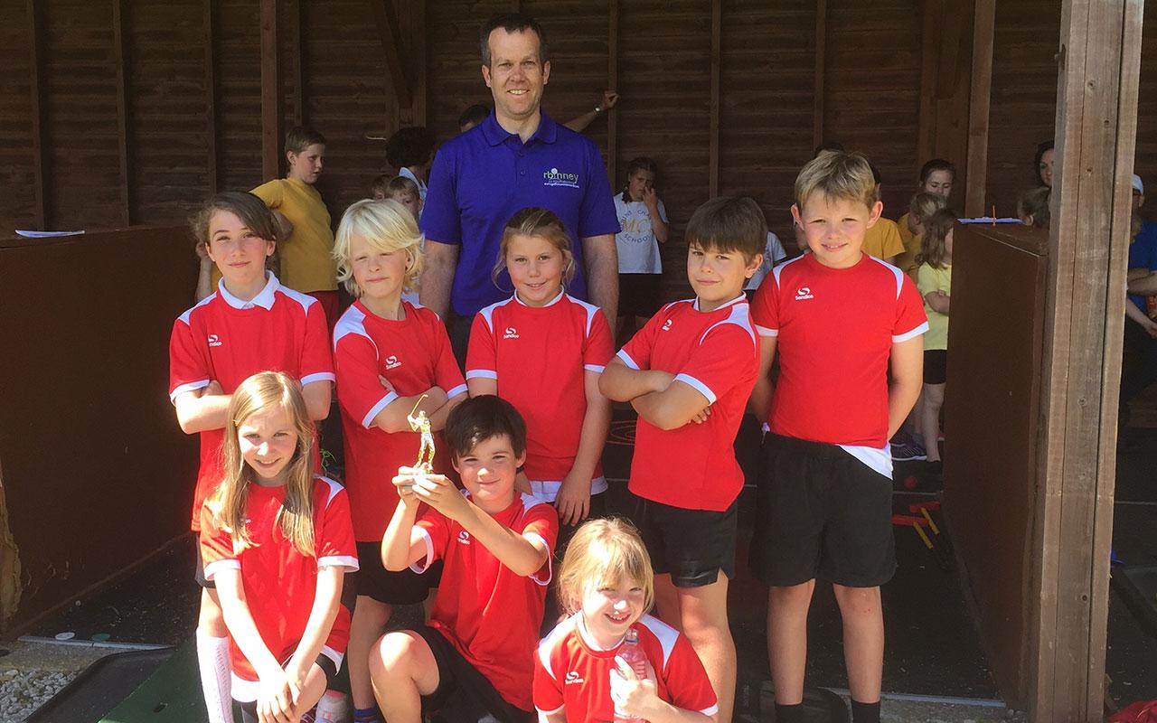 Garden Centre: Inaugural St Austell Primary Schools Golf Championship