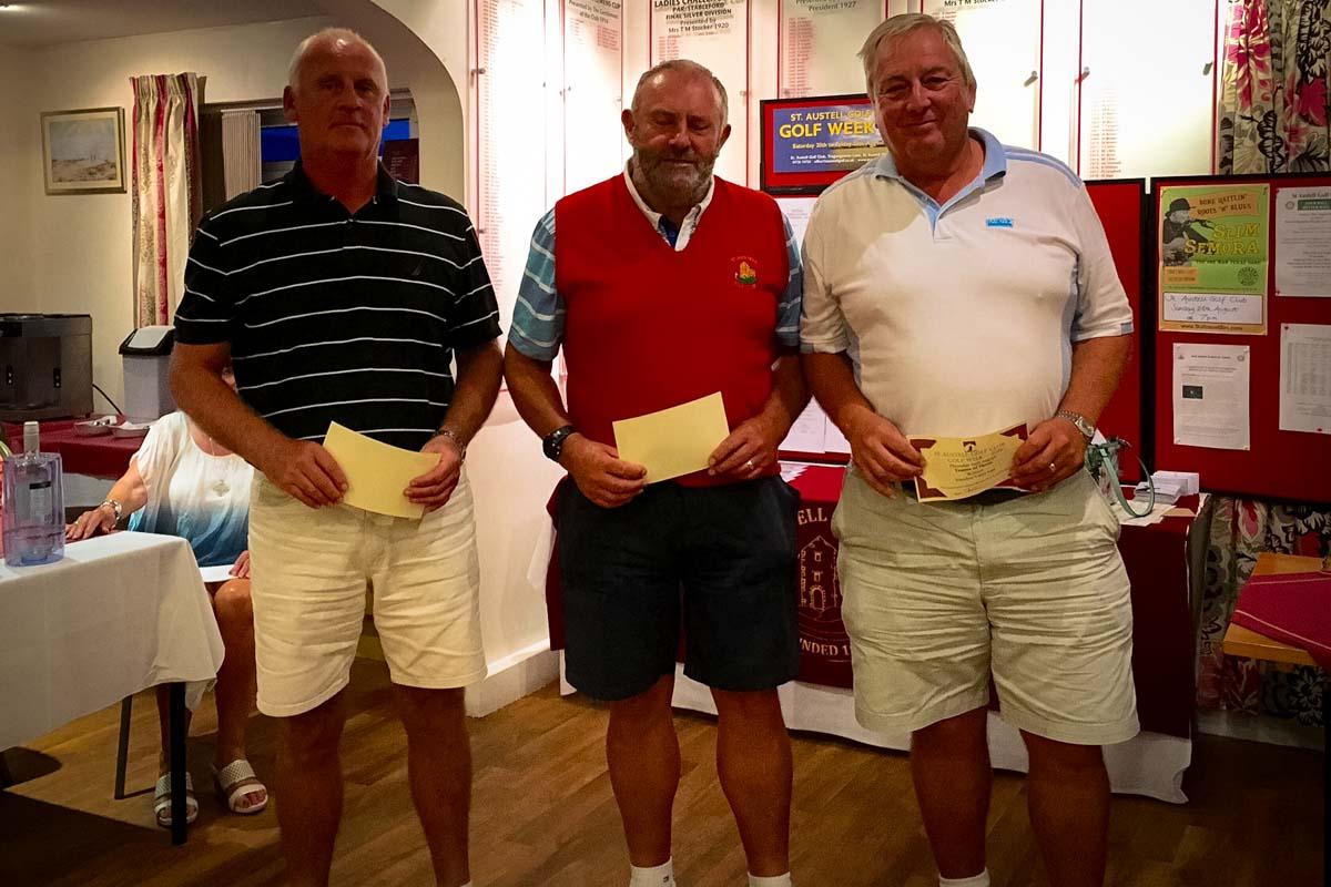 Richard Thomas, Dave Kitt & Nigel Horsfield