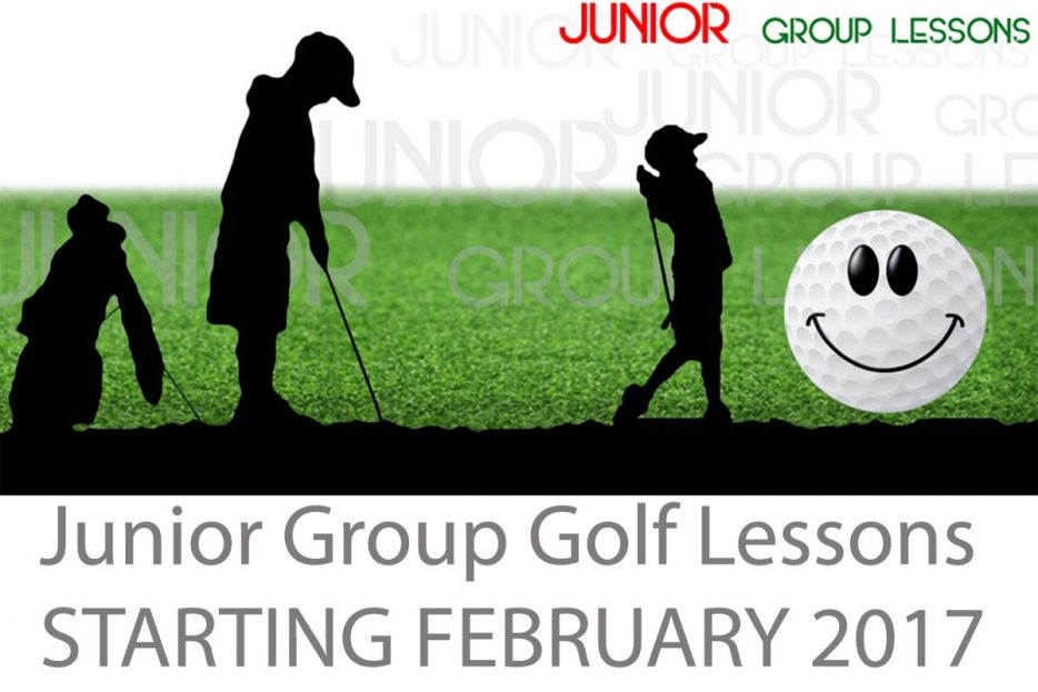 Junior Golf Lessons in Cornwall