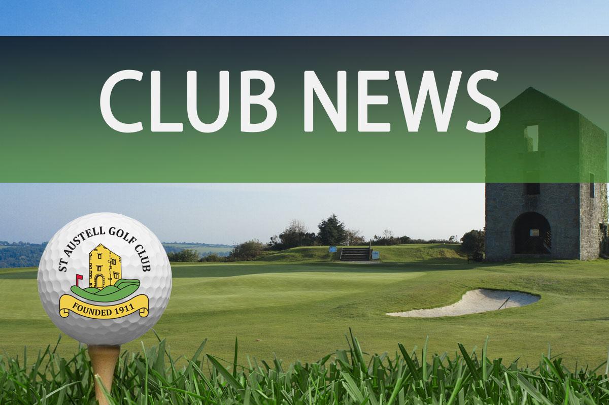Garden Centre: St Austell Golf Estates AGM 2017