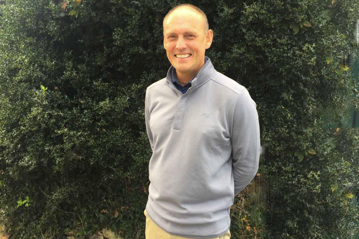 Tony Pitts Professional St Austell Golf Club